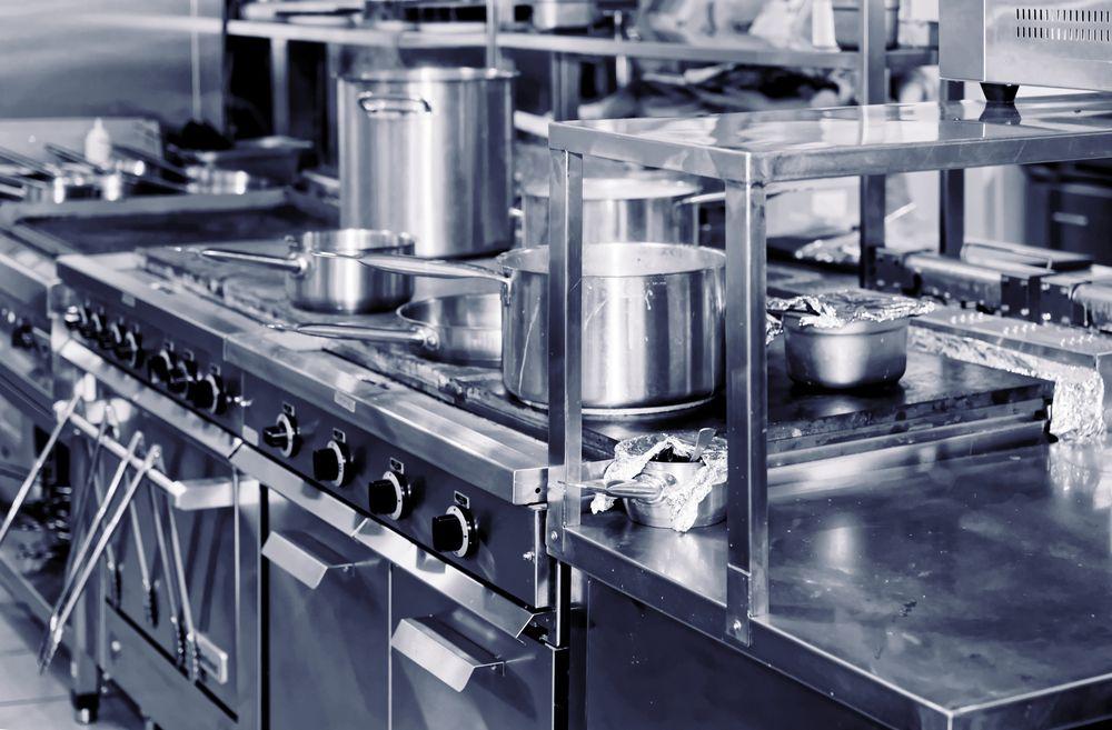 Die Besten Gastro Kuchenmobel Google Search Real Kitchen Restaurant Kitchen Kitchen Ventilation