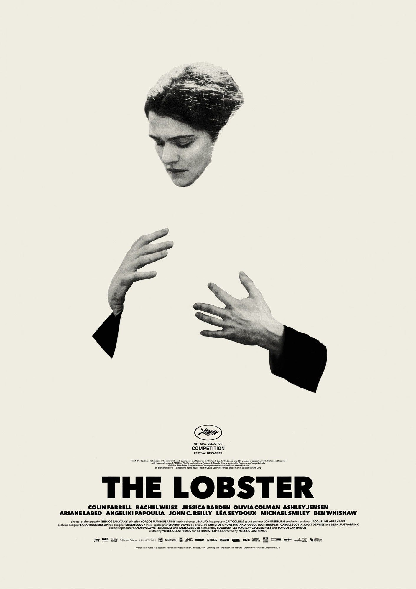 The Lobster | A24 posters | Movie posters, Film posters