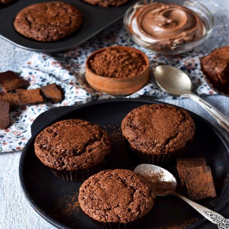 كوكيز النوتيلا السهل مطبخ سيدتي Recipe Chocolate Cookie Desserts Food