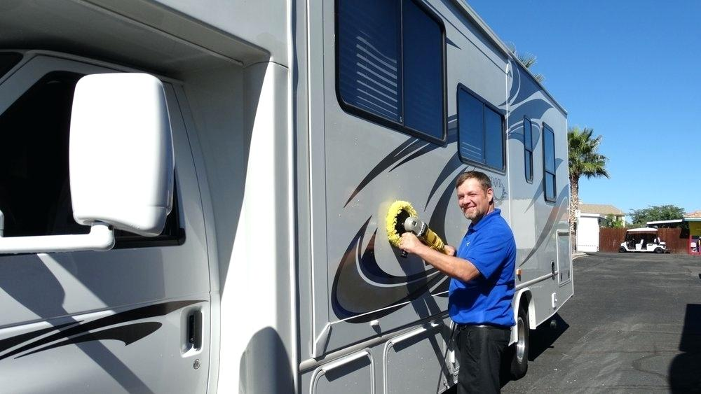 How To Remove Oxidation From Rv Fiberglass Rv Talk In 2020 Rv Oxidation Fiberglass