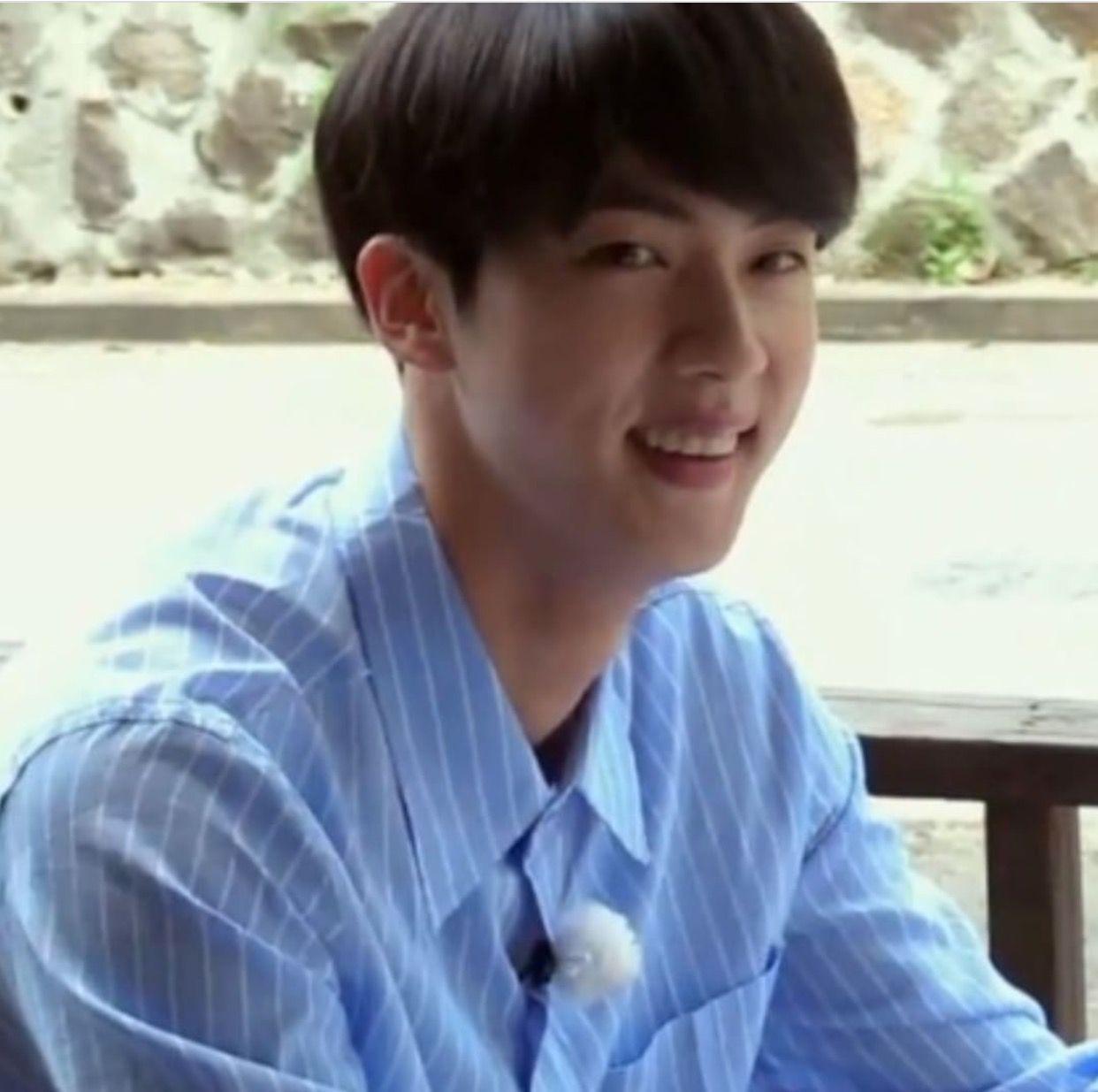 Boy hairstyle status pin by danielle on jin  pinterest  bts