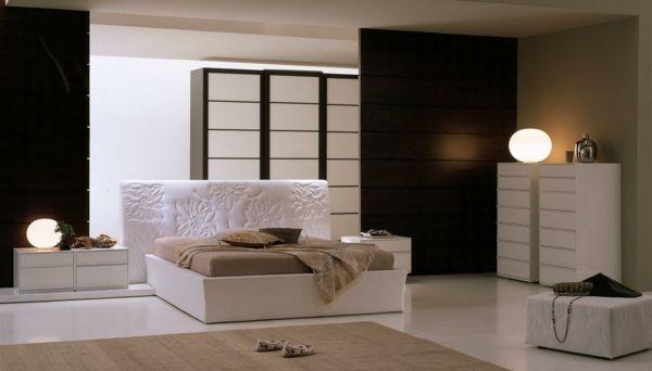 Schrank Schlafzimmer ~ Schlafzimmer einrichtungsideen nachttischlampe schrank