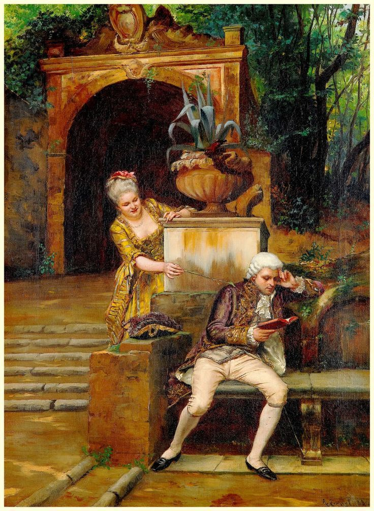 Otto Erdmann (1834 – 1905) – Pintor Alemão_6