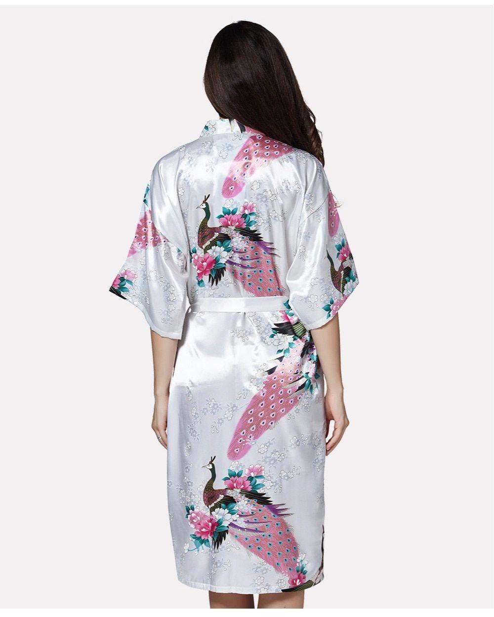 Indoor dress Bathrobe Dressing gown Kimono