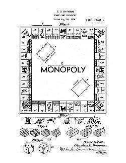 Usa patent c darrow monopoly 1930s parker bros drawings monopoly usa patent c darrow monopoly 1930s parker bros drawings malvernweather Image collections