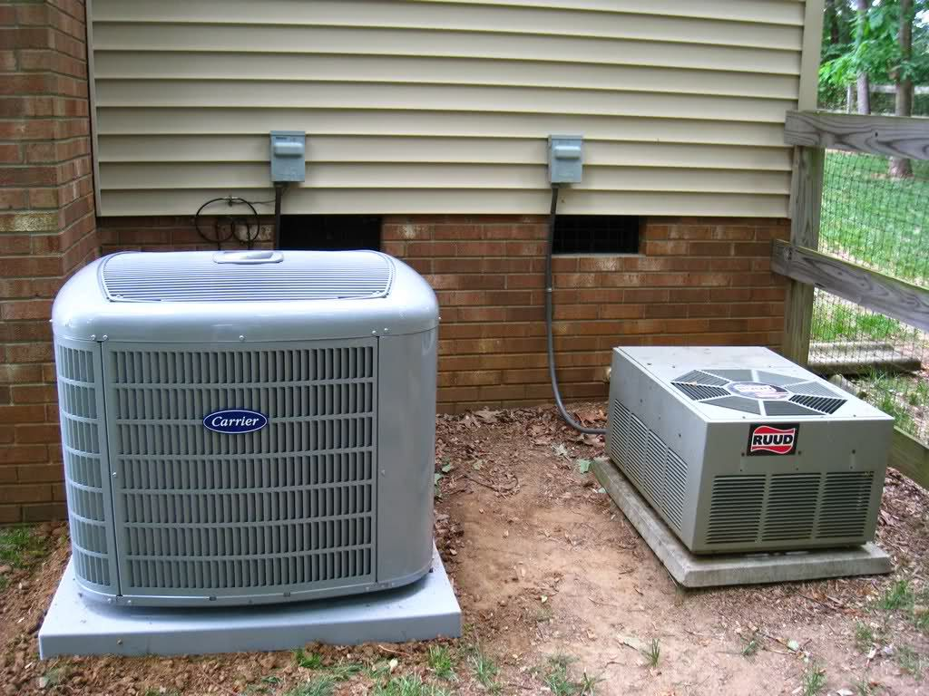 Heat Pumps vs Air Conditioners Heat pump, Heating, cooling
