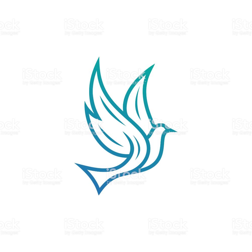 Bird Logo Template Animal Flying Icon Design Vector Icon Design Bird Logos Logo Templates