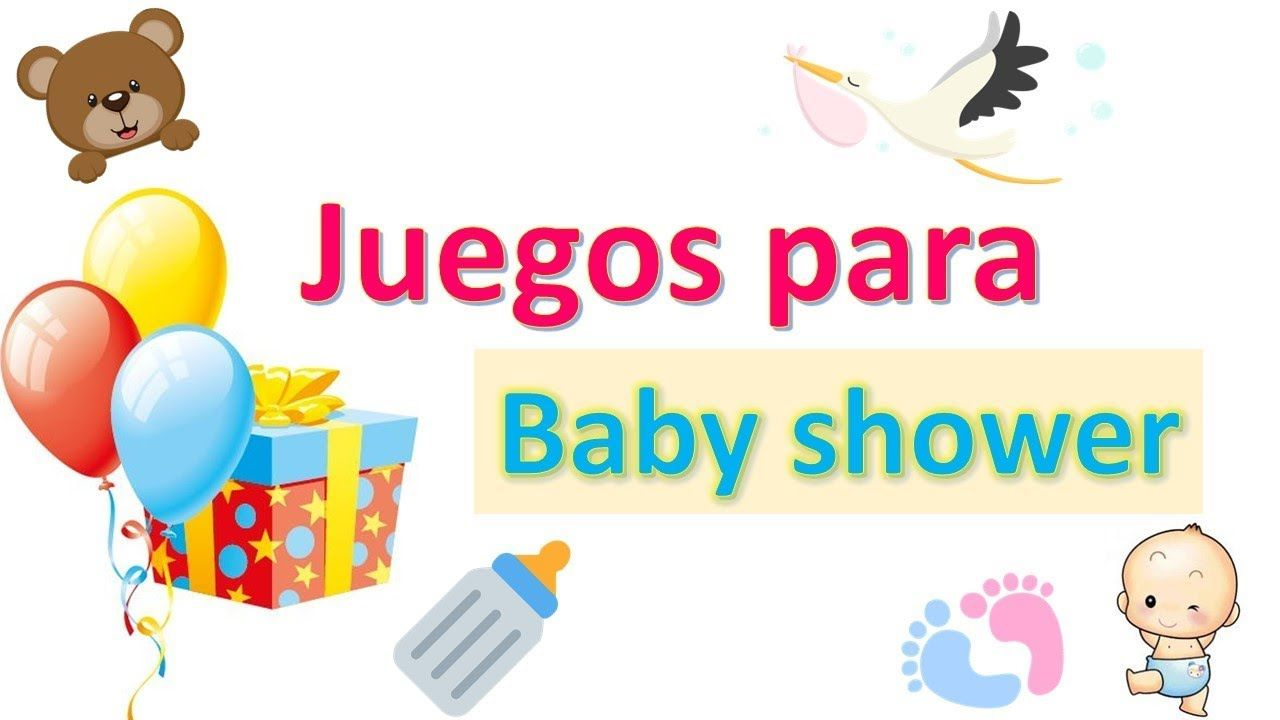 Juegos Para Baby Shower   Dinamicas Divertidas