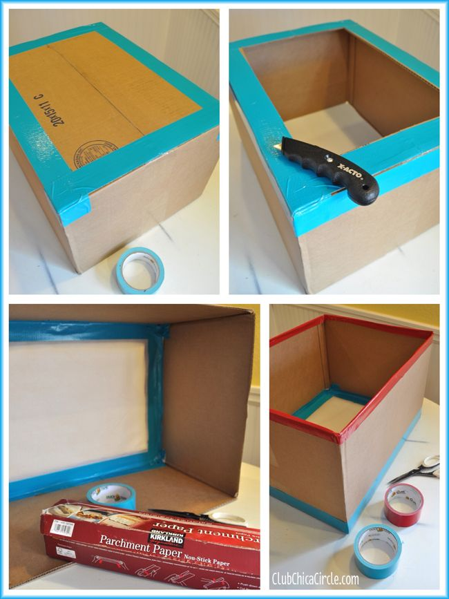 Shadow Box Tv Craft Idea With Pomtree Kids Diy Shadow Box Shadow Box Tween Crafts