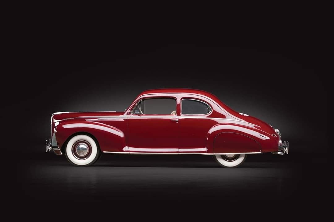 1940 Lincoln Zephyr Club Coupe Vintage Cars Pinterest Lincoln