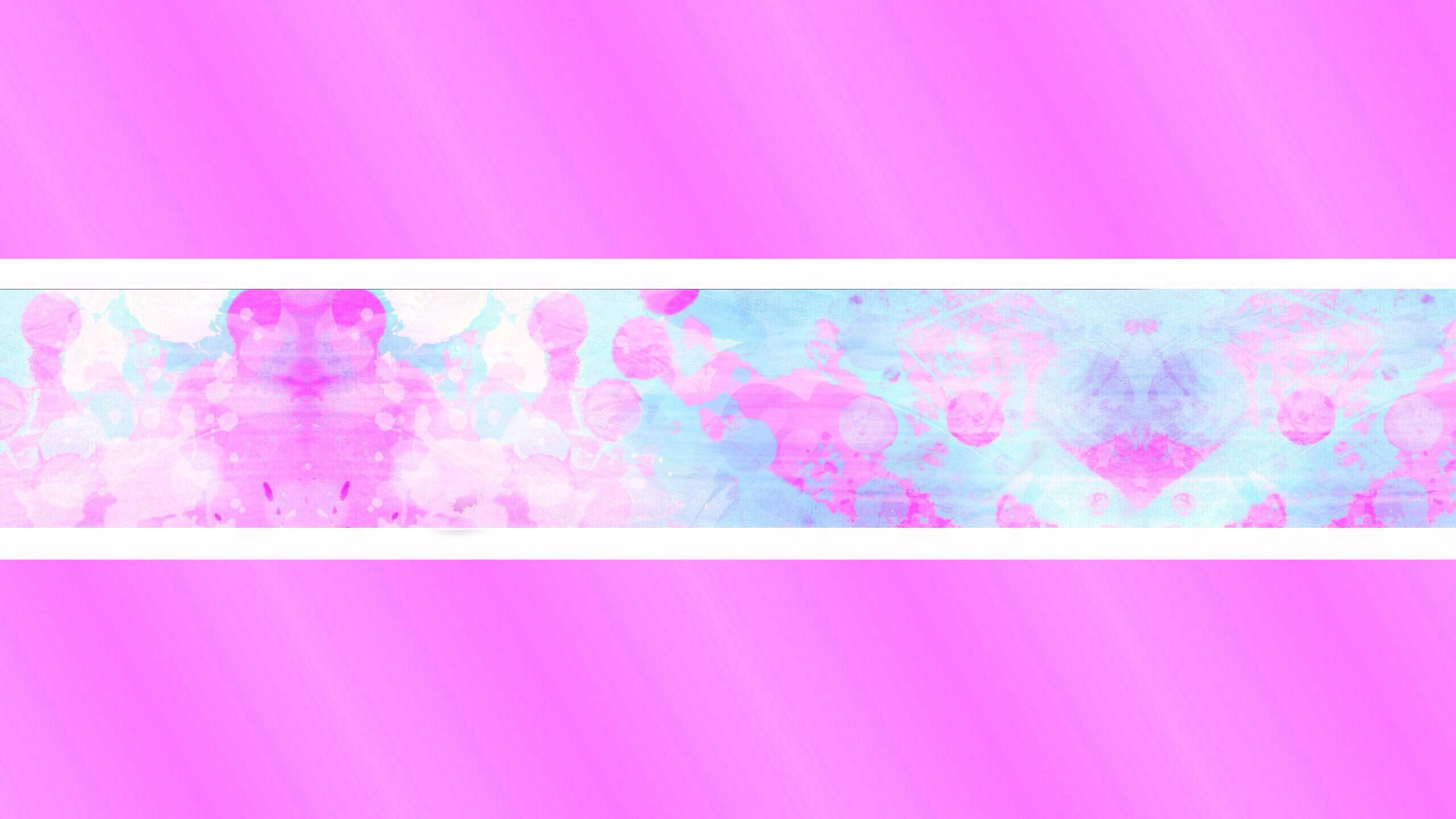 pink  blue youtube banner template  u2014 imgbb com