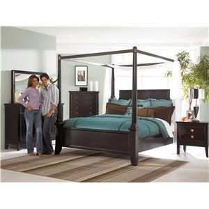 New bed for the new house!   Canopy bedroom sets, Canopy ...