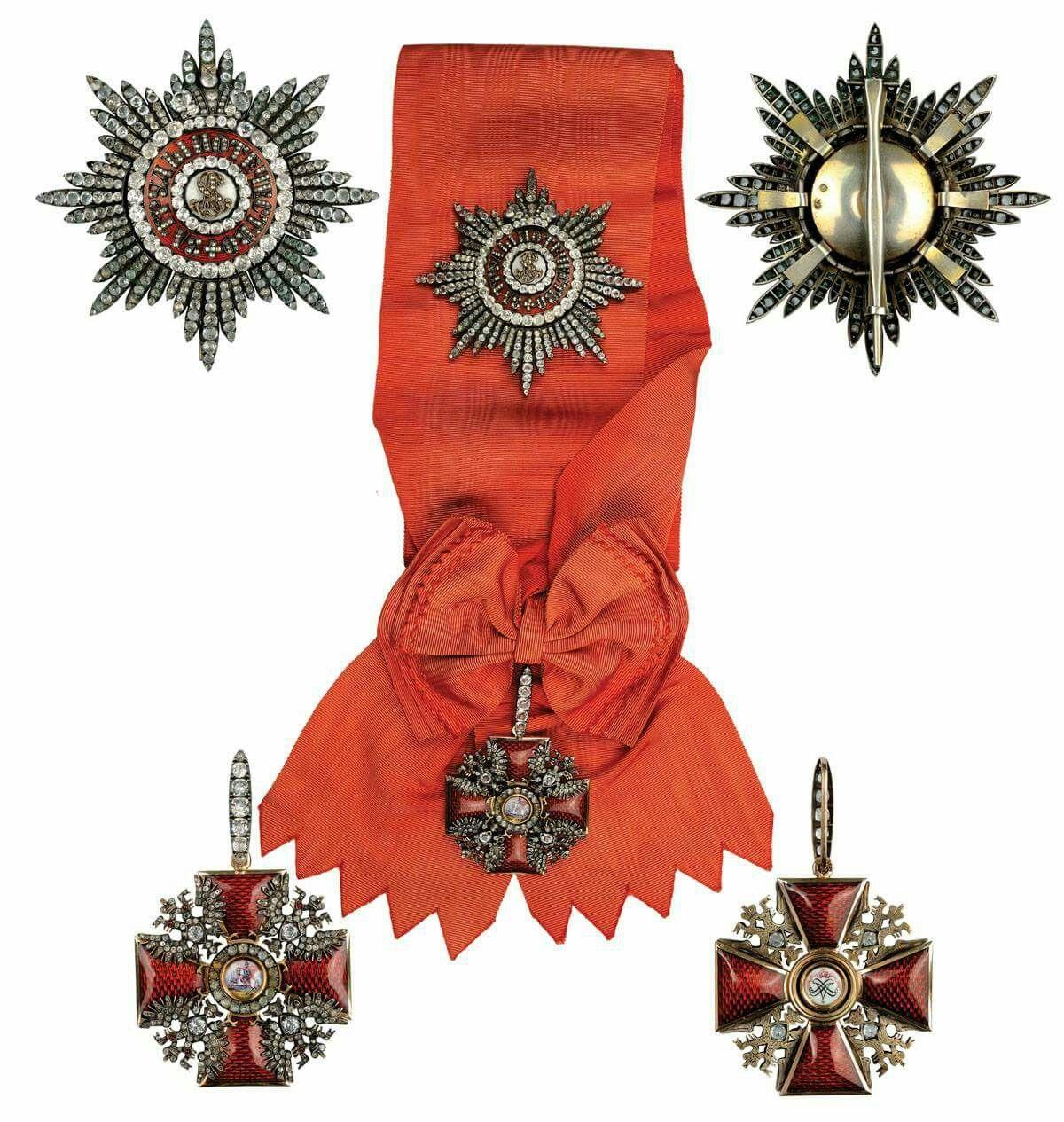 The Order Of Alexander Nevsky