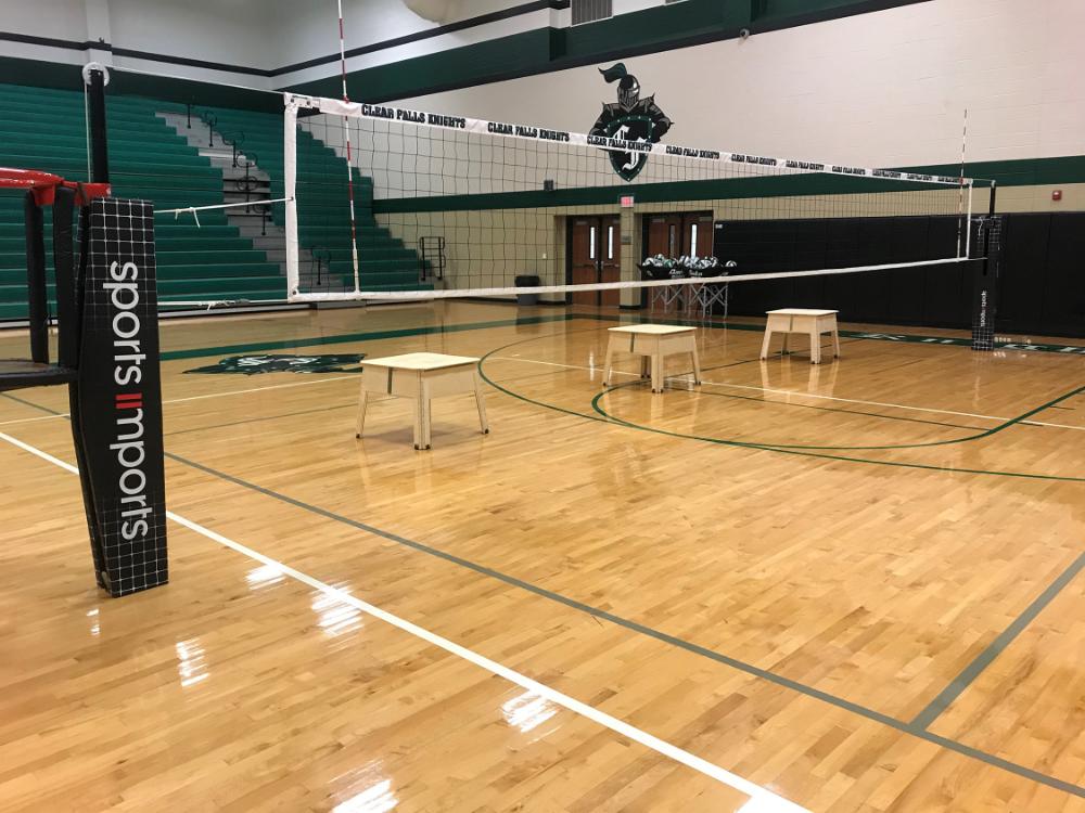 The Best Volleyball Net Just Got Better Sports Imports Volleyball Net Volleyball Equipment Indoor Volleyball