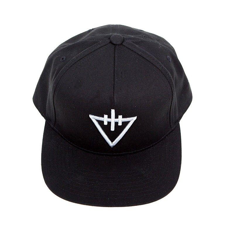 6089a404b1b The Devil Wears Prada Official Store - Black Flatbrim Hat - Accessories