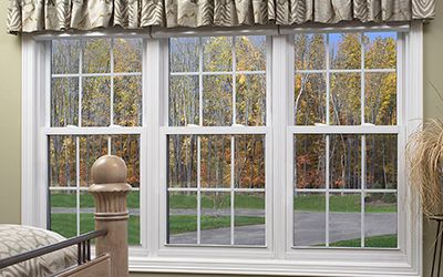 vinyl windows with blinds between the glass - Google Search