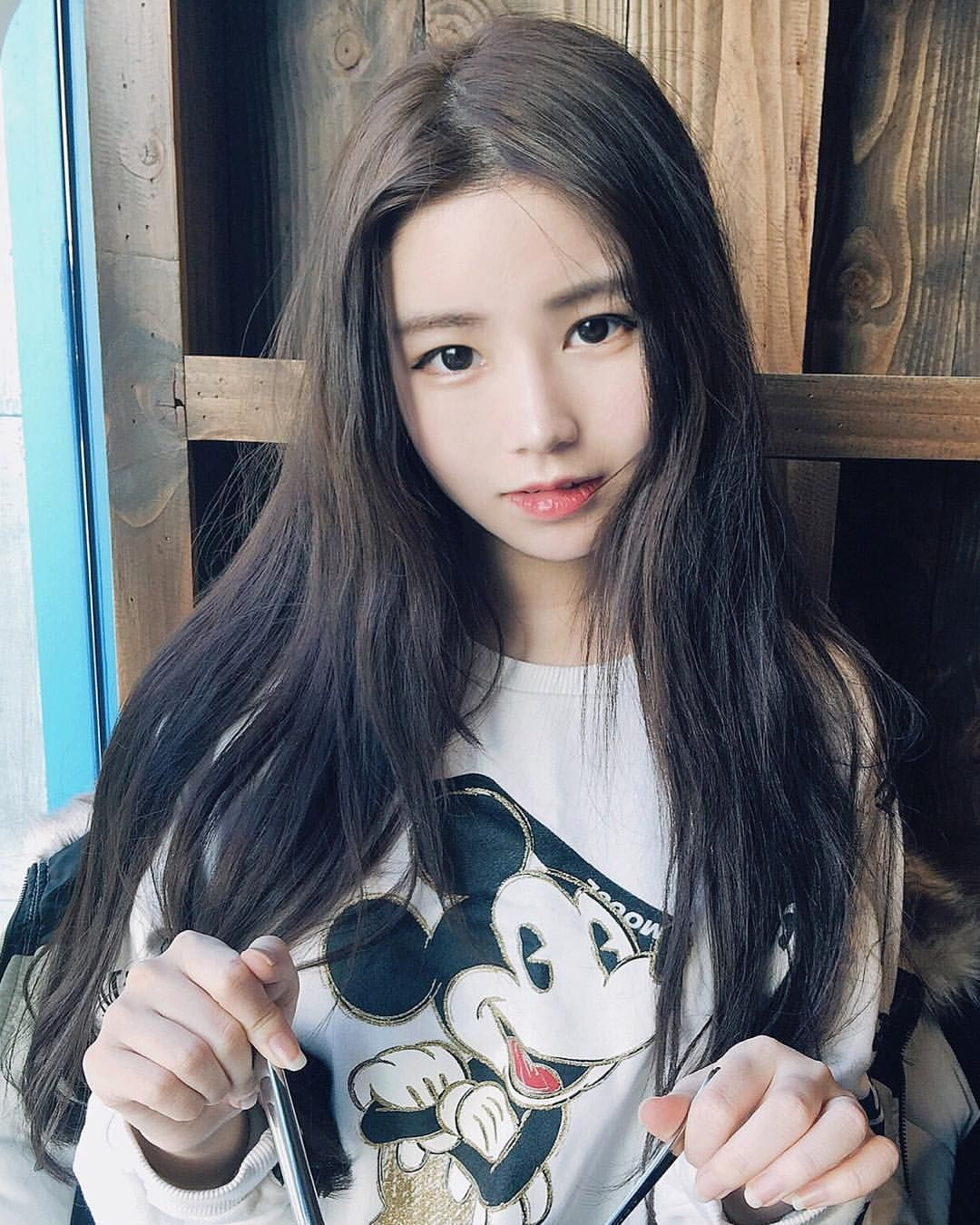 힝 사진폭탄 미앙 ️ Korean beauty in 2019 Ulzzang, Cute korean