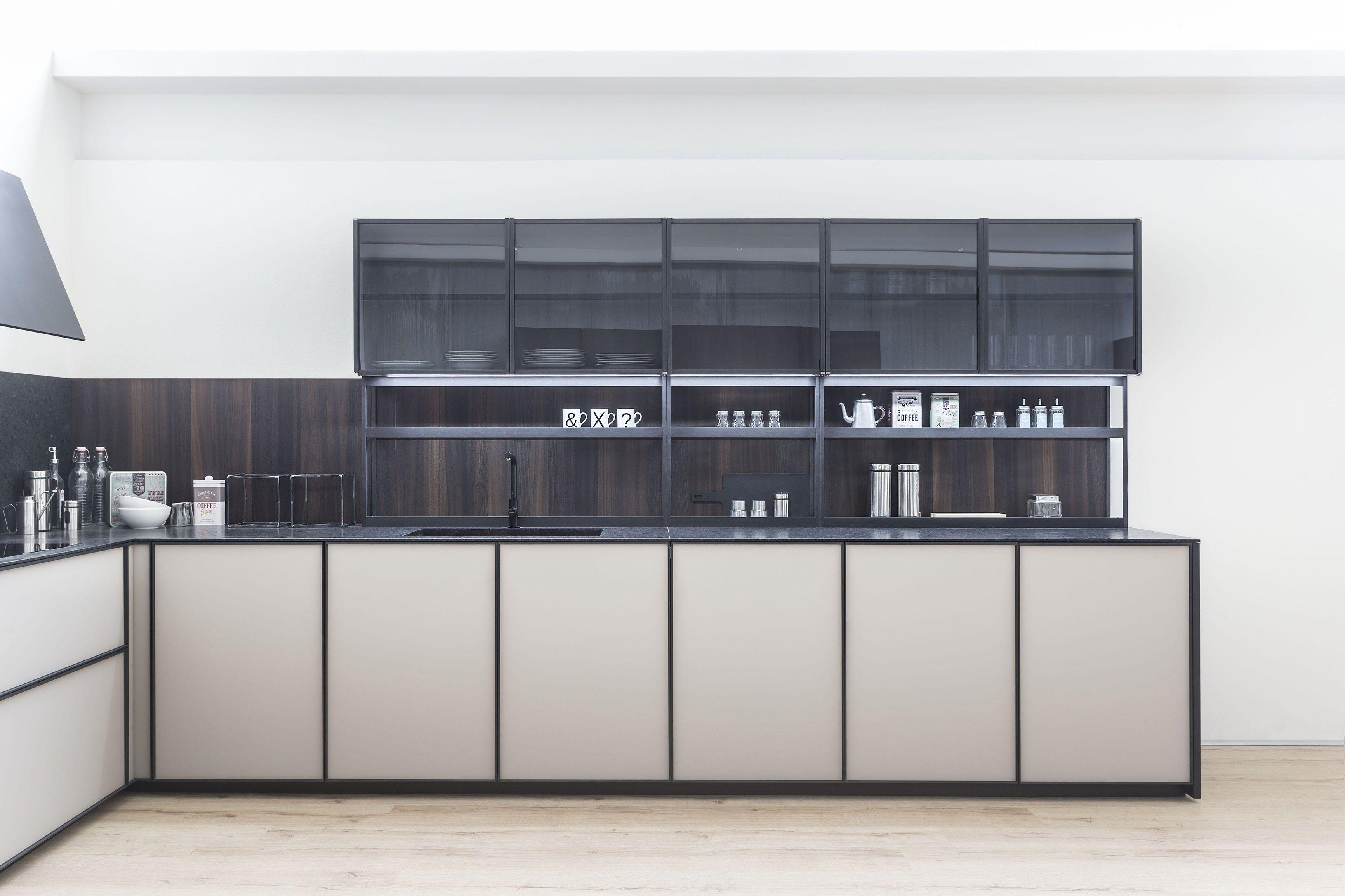 Fitted Kitchen Without Handles XP By Zampieri Cucine Design Stefano  Cavazzana