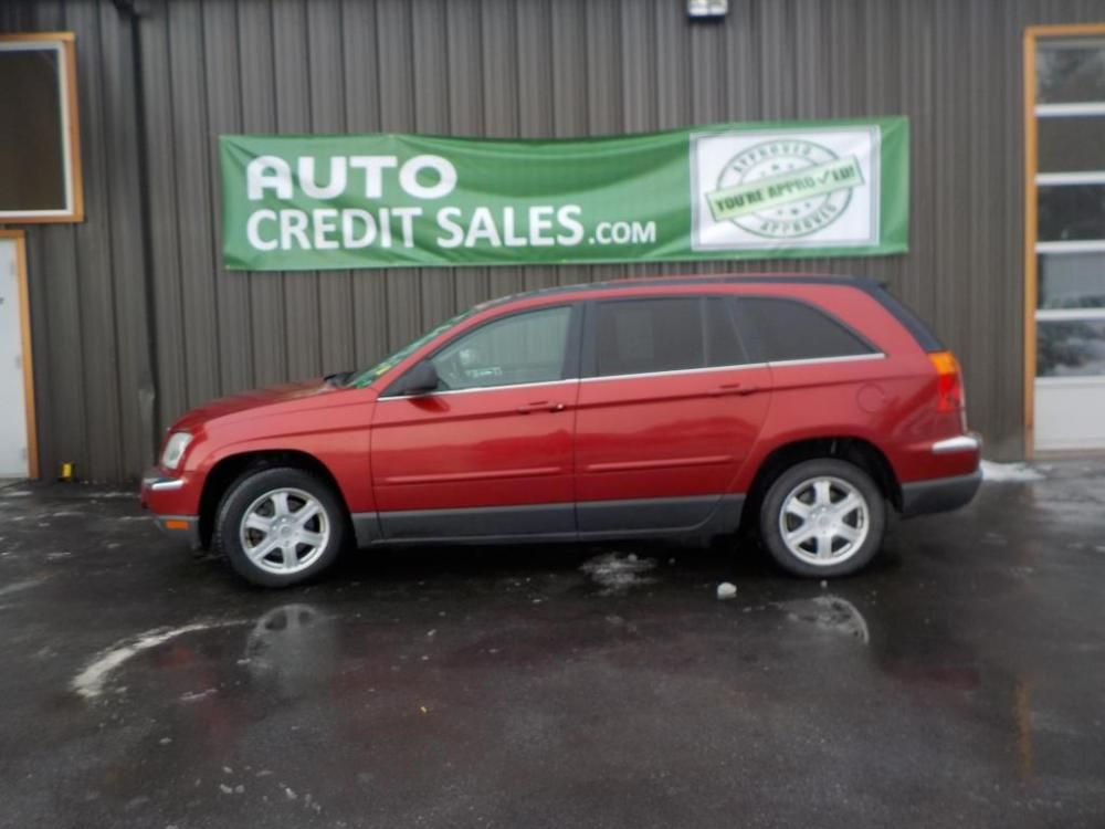 2006 Chrysler Pacifica Touring 2a4gm68486r819702 For Sale