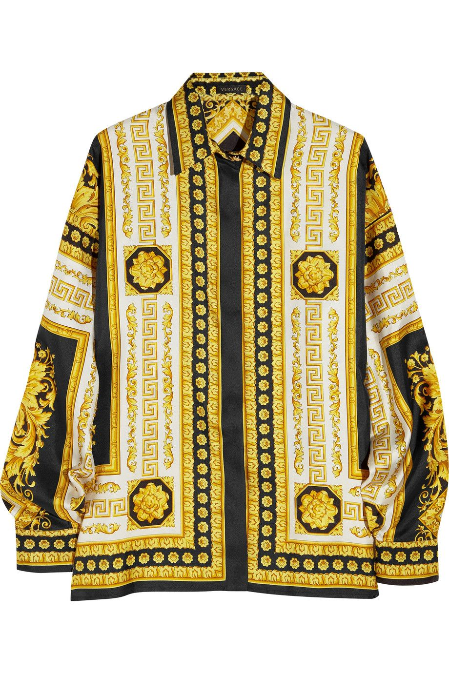 versace  very 80s Gianni    Prints, Pretty Please    Versace, Shirts ... 0af147d7fc5