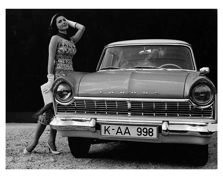 Ford Taunus 17M - 1959