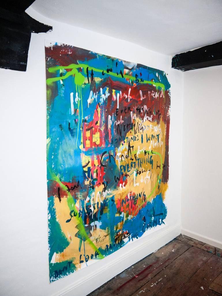Pin on Artist Studio