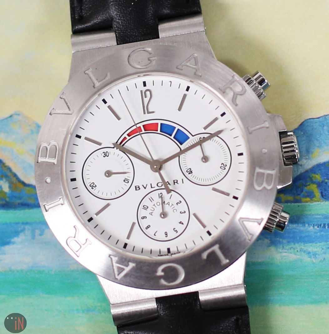 fb75cadca68 Pin by Element iN Time Watches on Bvlgari Bulgari Watches ...