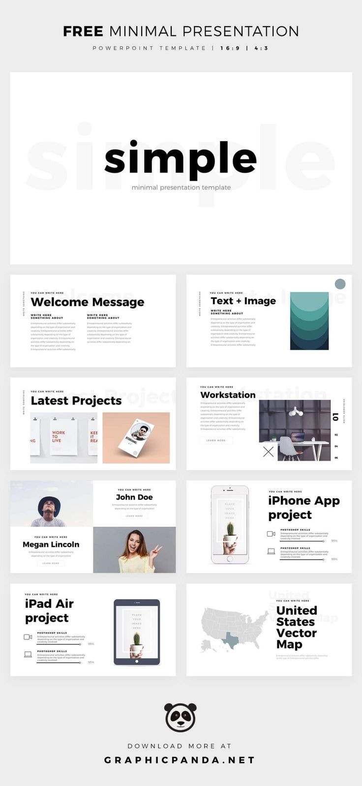 Free powerpoint templates free ppt template pinterest template free powerpoint templates toneelgroepblik Choice Image