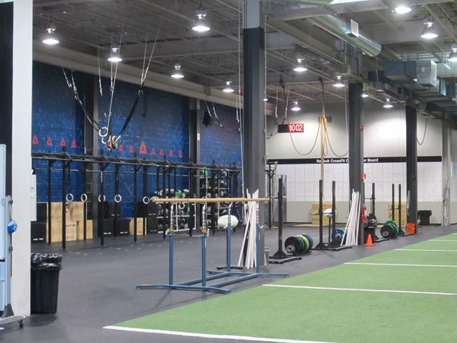 WHY ARE CROSSFIT GYMS SO EXPENSIVE? in 2019 | Warehouse gym