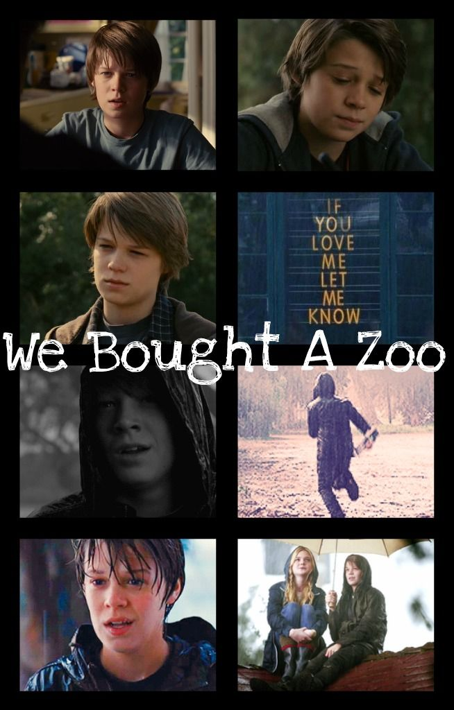 Colin Ford On We Bought A Zoo With Images Colin Ford American