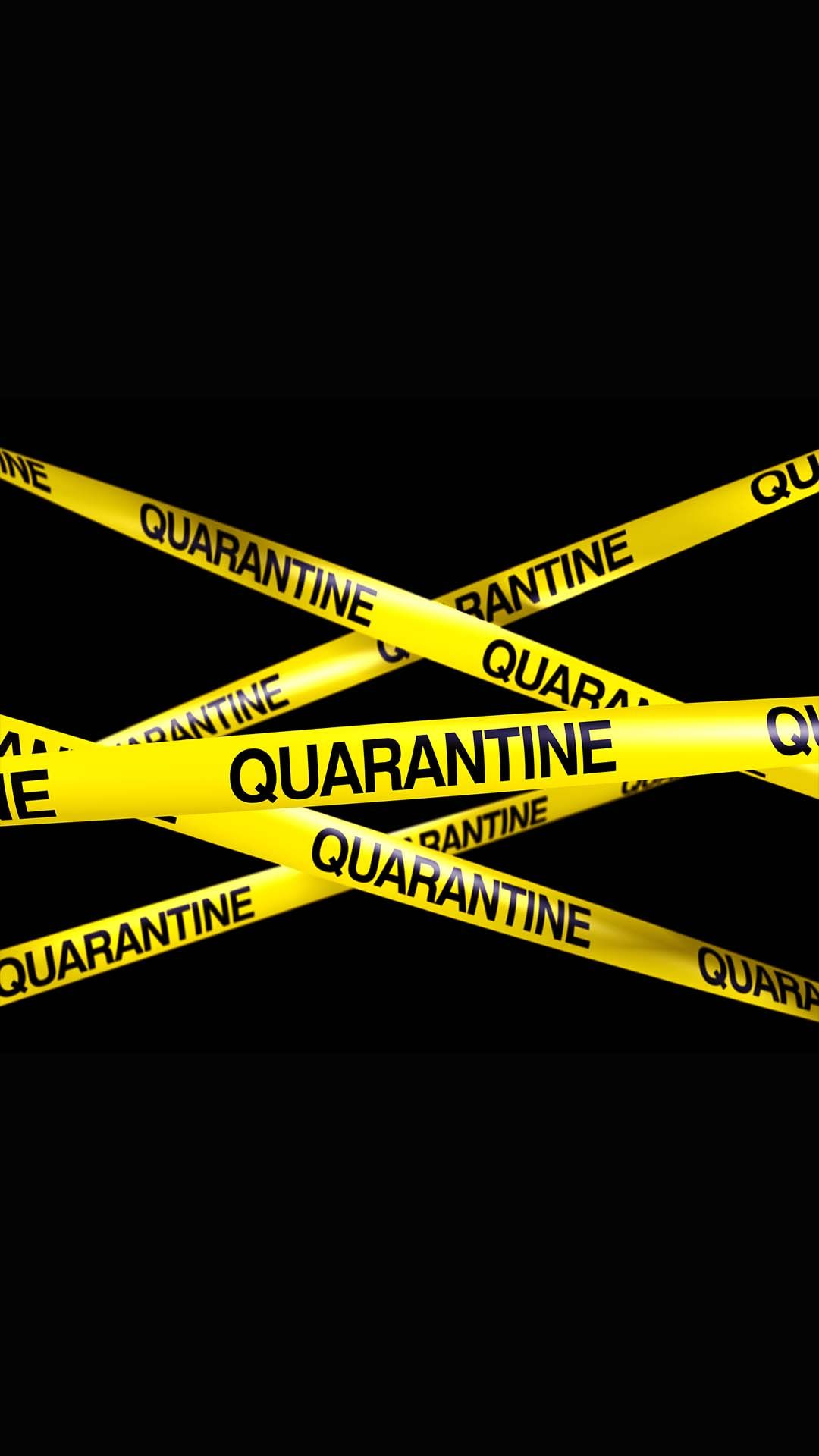 Quarantine iPhone Wallpaper - iPhone Wallpapers
