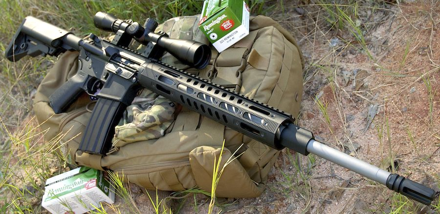 Image Detail For Dpms Tactical Rifle Precision Shooting Long
