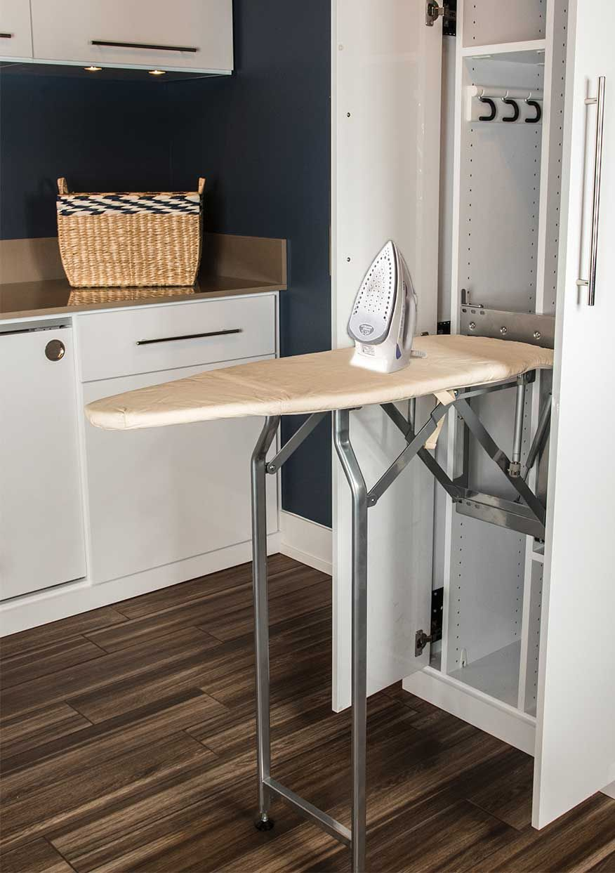Ironing Board For A Laundry Room