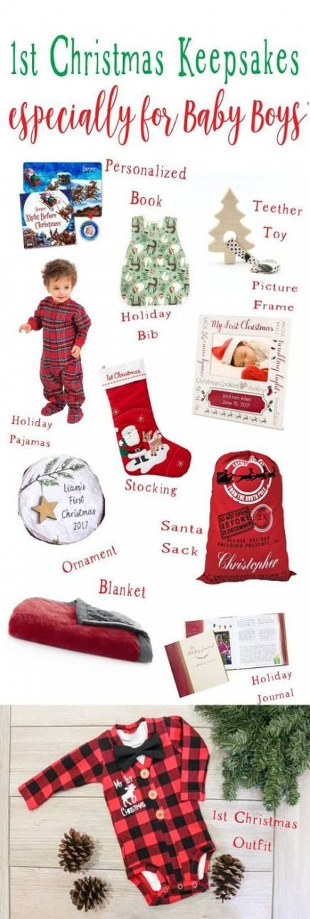 56 Trendy Ideas Baby First Christmas Eve Box Christmas Keepsakes Christmas Gifts For Boys Baby S First Christmas Gifts