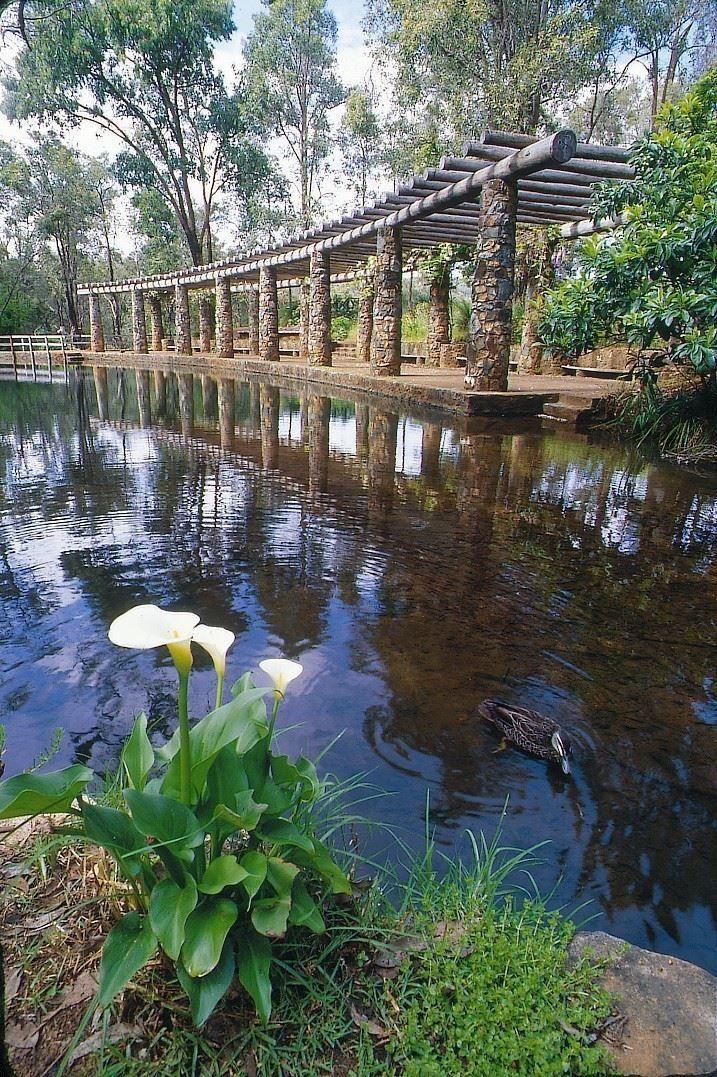 Perth Hills Armadale | Garden entrance, Australia