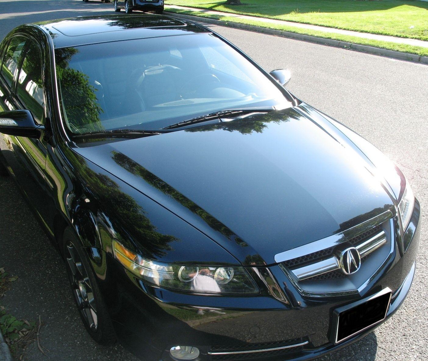 Acura TL-S, Nighthawk Black Pearl... A Hybrid/one Step