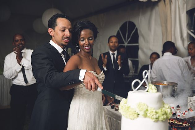 An Elegant Ethiopian Wedding In A Garden Addis Ababa Beautifully Captured By L Shash Photography