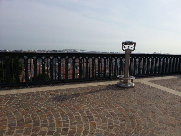Giulianova - cannocchiale panoramico.