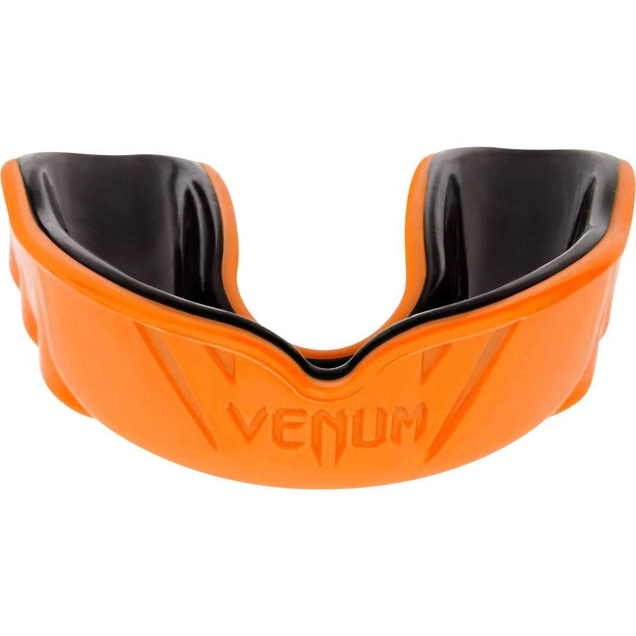 Venum Challenger Mouthguard Black//Orange