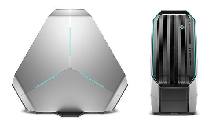 Alienware updates Alien 51 gaming desktop with AMD Ryzen