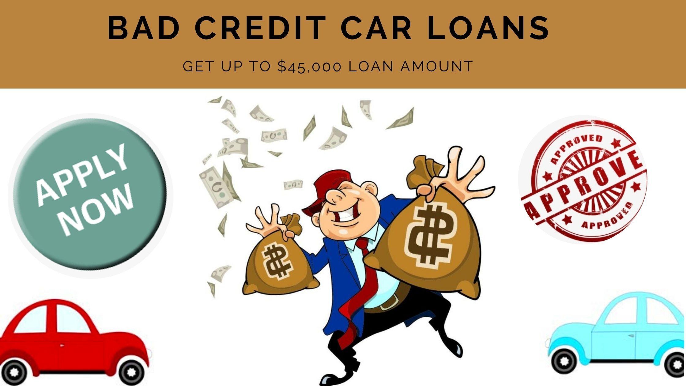Pin On Bad Credit Car Loans