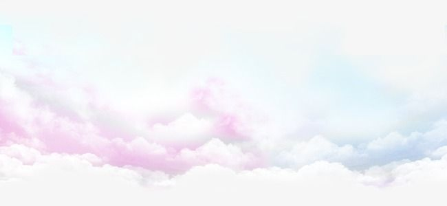 Foggy Blue Purple Dream Cloud Png And Psd Foggy Clouds Png