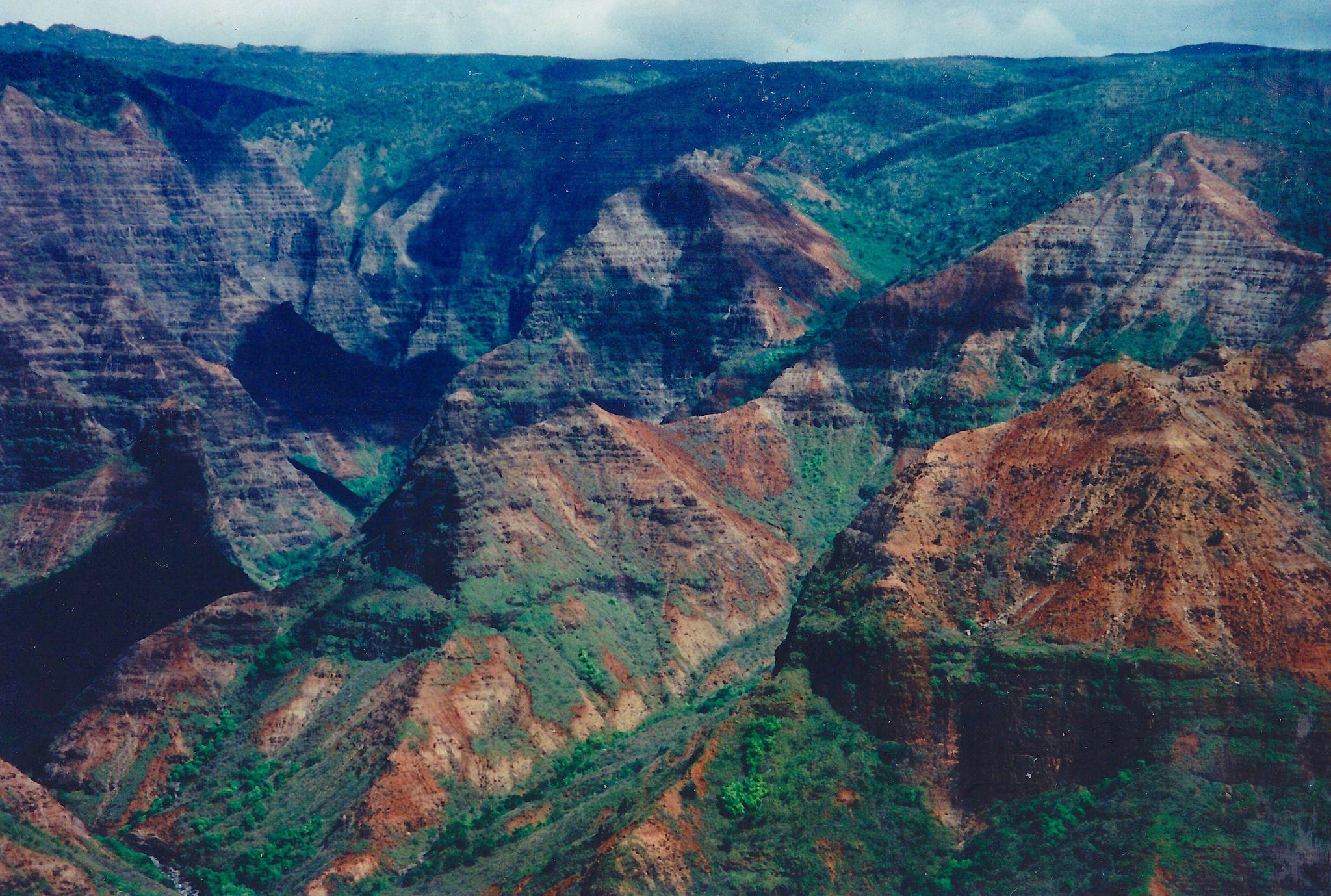 https://flic.kr/p/sUhTay | Waimea Canyon, Kauai Hawaii