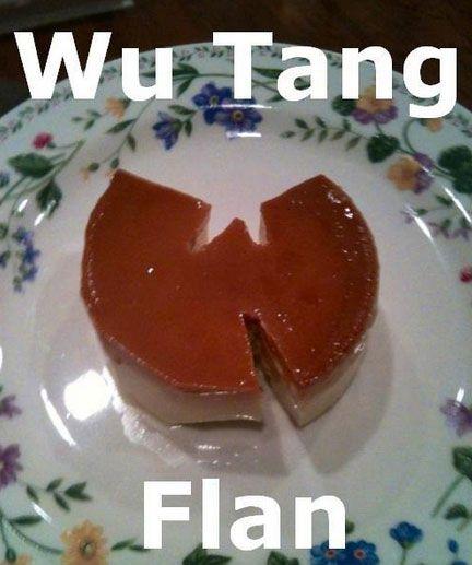 wu tang flan