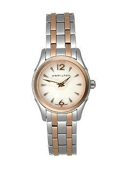Hamilton Lady Jazzmaster White Dial Women's watch #H32271155