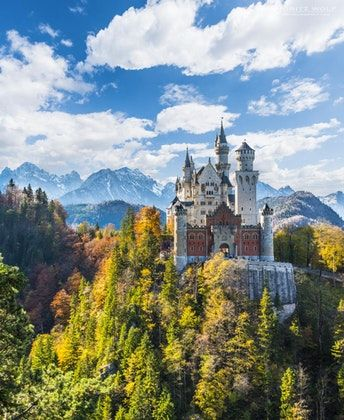 Hike Up Pollartschlucht To The Best Views Of Schloss Neuschwanstein Schloss Neuschwanstein Neuschwanstein Castle Nice View