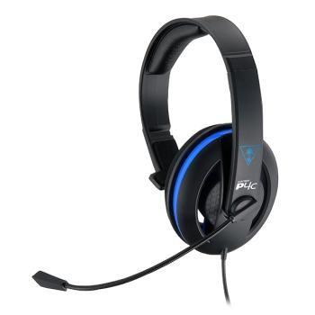 Acessórios Turtle Beach Ear Force P4c PlayStation 4 Gaming Chat Communicator (TBS-3245-01) #Acessórios #Turtle Beach