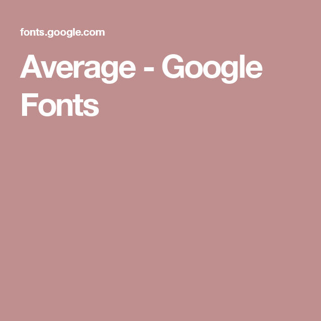 Cinzel Decorative Google Fonts | Flisol Home