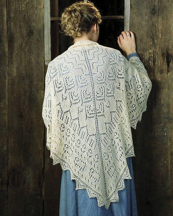 Sheep shawl lace knitting pattern fiber trends pattern knitting sheep shawl lace knitting pattern fiber trends pattern dt1010fo