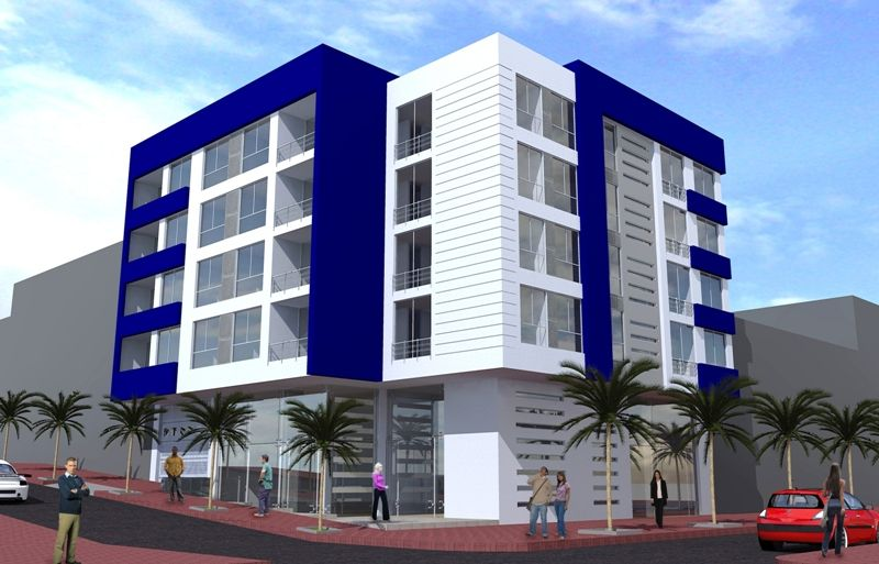 Pereira gu a general de proyectos skyscraperpage forum for Edificios modernos minimalistas
